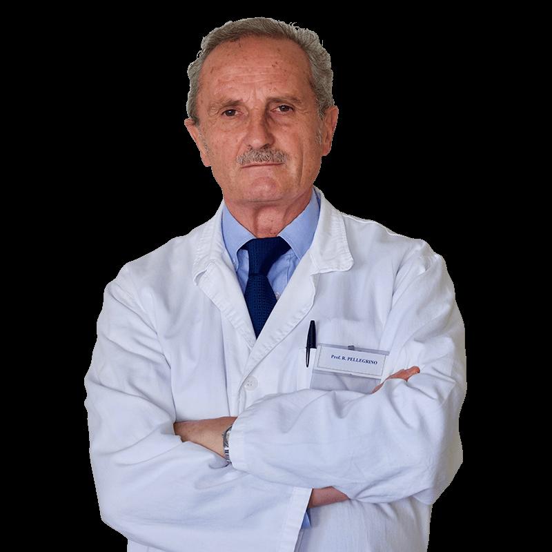 Prof. Riccardo Pellegrino - Specialista in malattie dell'apparato respiratorio